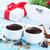 chocolate · quente · tempero · copo · fundo · inverno · leite - foto stock © tycoon