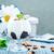 фрукты · торт · молоко · мяча · пластина · черный - Сток-фото © tycoon