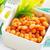 feijão · milho · salada · pimenta · três · delicioso - foto stock © tycoon