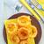 жареный · кольцами · пластина · еды · блюдо · здорового - Сток-фото © tycoon