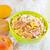 teljes · kiőrlésű · müzli · finom · egészséges · reggeli · gyümölcsök - stock fotó © tycoon