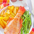 vis · aardappel · groene · bonen · zee · schip - stockfoto © tycoon
