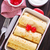 panquecas · cereja · jantar · prato · ouro · café · da · manhã - foto stock © tycoon