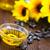 huile · de · tournesol · plastique · bouteilles · chaud · ensoleillée · tournesols - photo stock © tycoon