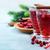 kızılcık · içmek · karpuzu · Noel · cam · tablo - stok fotoğraf © tycoon