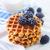 wafel · voedsel · hart · chocolade · plaat · ontbijt - stockfoto © tycoon