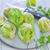 テクスチャ · 食品 · 表 · 頭 · サラダ · 食べる - ストックフォト © tycoon