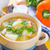 tortellini · sopa · italiano · inverno · ravioli · jantar - foto stock © tycoon