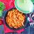 kool · worst · wortel · tomatensaus · voedsel · Rood - stockfoto © tycoon