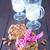 молоко · Cookies · бутылку · красочный · домашний · любви - Сток-фото © tycoon