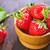 çilek · reçel · gıda · doğa · mutfak · tablo - stok fotoğraf © tycoon