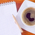 note and coffee cup stock photo © tycoon