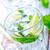 mojito · frio · vidro · tabela · água · comida - foto stock © tycoon