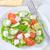 ギリシャ語 · サラダ · クローズアップ · トマト · ブラックオリーブ · 赤 - ストックフォト © tycoon