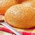 香ばしい · 新鮮な · パン · バスケット · 自家製 - ストックフォト © tycoon