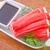 краба · рыбы · обеда · белый · свежие · еды - Сток-фото © tycoon
