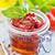 domates · kesmek · kadın · eller - stok fotoğraf © tycoon