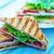 club · sandwiches · kip · aardappel · voedsel · kaas - stockfoto © tycoon