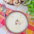 soep · Rood · plaat · najaar · peper · champignon - stockfoto © tycoon
