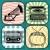 bağbozumu · gramofon · disk · yalıtılmış · beyaz · müzik - stok fotoğraf © ultrapop