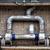 топлива · станция · заброшенный · пейзаж · промышленности · нефть - Сток-фото © ultrapro