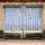 öreg · kék · ajtó · garázs · üres · utca - stock fotó © ultrapro