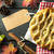 apple pie with blank label stock photo © unikpix