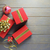 christmas gifts and decorations stock photo © unikpix