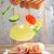 sandwich · preparazione · lungo · isolato · bianco · un · altro - foto d'archivio © unikpix