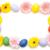 kleurrijk · paaseieren · madeliefjes · gras · hemel · voorjaar - stockfoto © unikpix