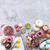 Pasen · keuken · ingrediënten · warme · chocolademelk · eieren - stockfoto © unikpix