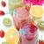 drei · orange · rot · grünen · farbenreich · Früchte - stock foto © unikpix