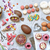 easter selection of sweet foods stock photo © unikpix