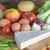 houten · zuivelfabriek · verse · groenten · ander - stockfoto © unikpix