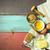 húsvét · sütés · konyha · hozzávalók · forró · csokoládé · tojások - stock fotó © unikpix