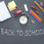 cancelleria · clock · testo · matita · pastello - foto d'archivio © unikpix