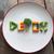 egészséges · szó · írott · zöldségek · friss · zöldségek · paprikák - stock fotó © unikpix