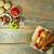 segurelha · tortas · comida · branco · isolado · saboroso - foto stock © unikpix