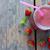 eper · smoothie · koktél · izolált · fehér · gyümölcs - stock fotó © unikpix