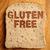glutenvrij · tekst · dieet · geïsoleerd · woorden · vintage - stockfoto © unikpix