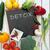 quadro-negro · legumes · frescos · comida · vegetal - foto stock © unikpix