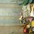 Noel · malzemeler · uzay · ahşap · mutlu - stok fotoğraf © unikpix