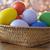 пасхальных · яиц · цветы · bokeh · красочный · украшенный - Сток-фото © unikpix