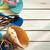 summer beach vacation background stock photo © unikpix