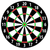 dart board stock photo © unkreatives