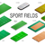 sport fields and courts stock photo © unkreatives