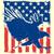 Amerika · sas · zászló · szeretet · szív · amerikai - stock fotó © unkreatives