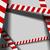 atenção · assinar · queimadura · de · sol · detalhado · ilustração · vermelho - foto stock © unkreatives