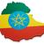 map ethiopia stock photo © unkreatives