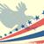 eagle flag stock photo © unkreatives
